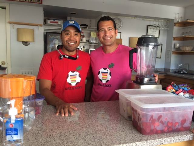 Two Tenafly Dads Keep Kids Healthy With Smoothies