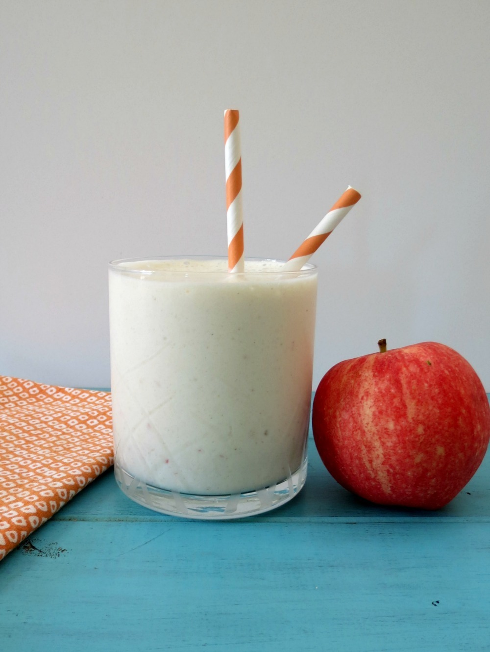 Salted Caramel Apple Smoothie
